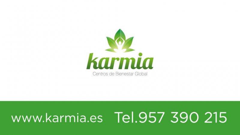 Consulte con el Centro en Córdoba. www.karmia.es