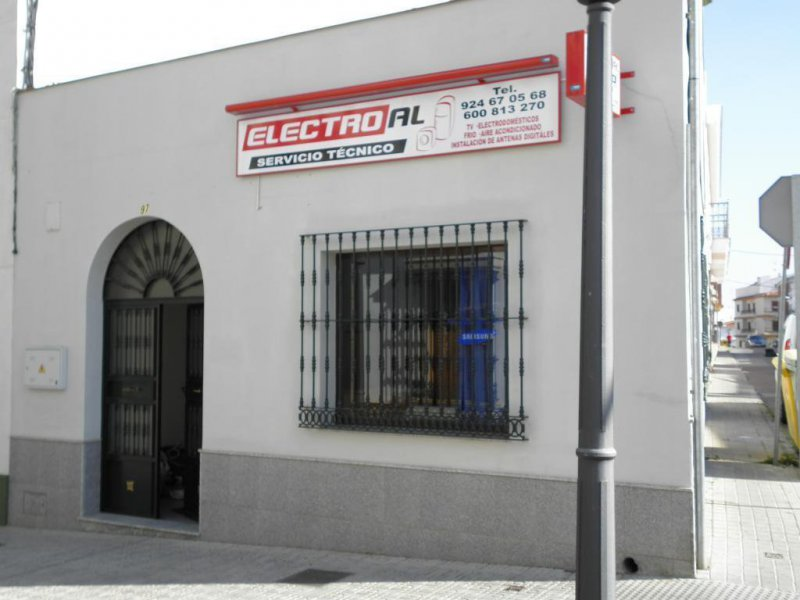 fachada del establecimiento