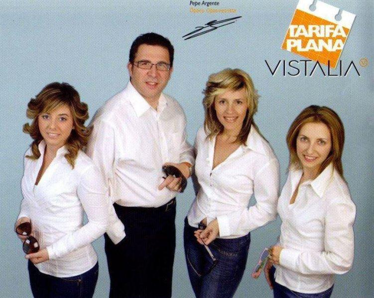Optica ARGENTE - Vistalia. Profesionales Optometristas.