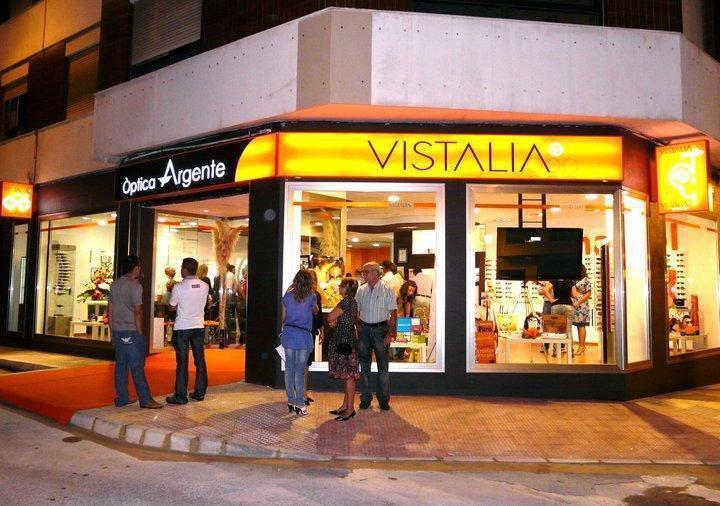 Optica ARGENTE - Vistalia. Tu óptica en Cullera.