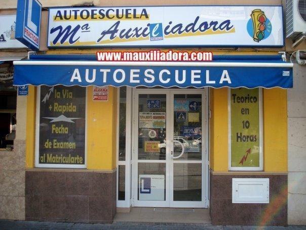 Autoescuela Avenida Alcalde Manuel del Valle Nº23 - Sevilla