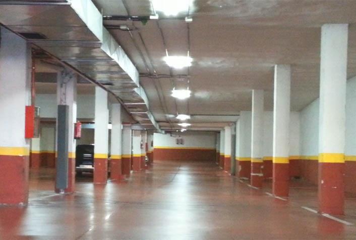 Limpieza de garajes en Móstoles