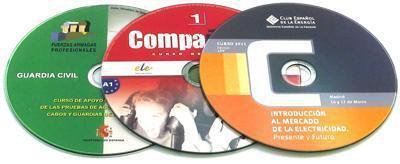 IMPRESION Y DUPLICACION DE CDS - DVDS