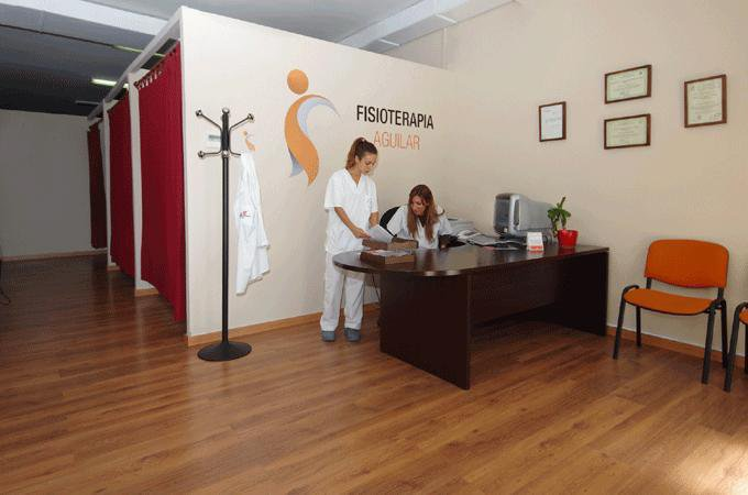 Fisioterapia Aguilar