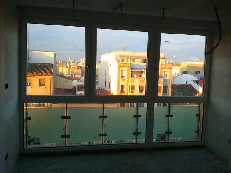 Dikter, ventanas y cerramientos en Zaragoza