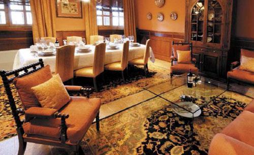 Salon privado