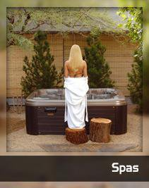 PISCIVAL: sección saunas