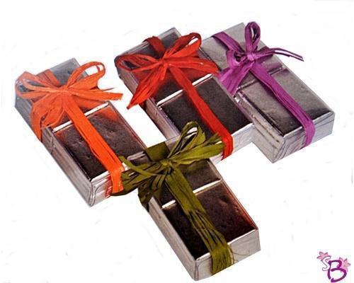 Chocolates para invitados