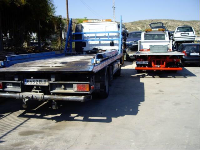 Desguaces Sotoca, desguace en Alicante