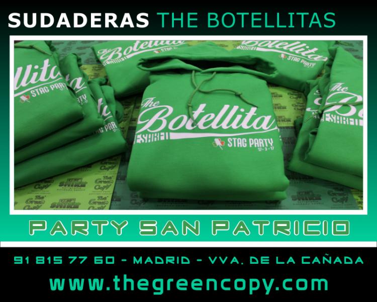 Impresión de Sudaderas Personalizadas para Hostelería en Madrid