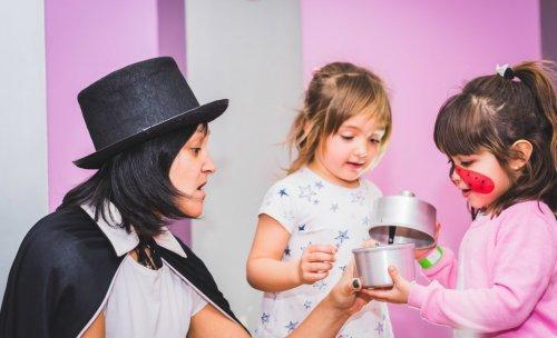Magia para toda la familia con Animaciones y Eventos