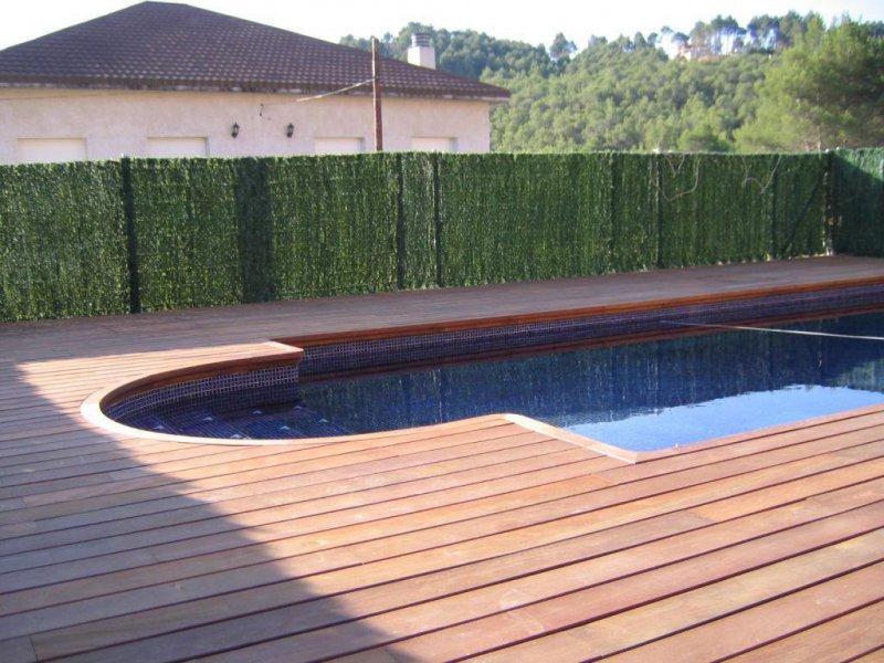 acceso piscina de Ipe