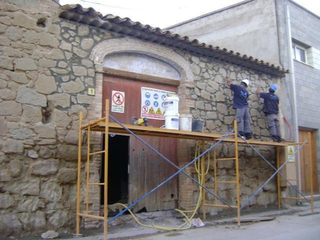 Restauración casas antiguas y catalogadas