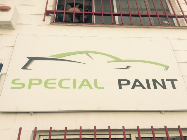 Special Paint