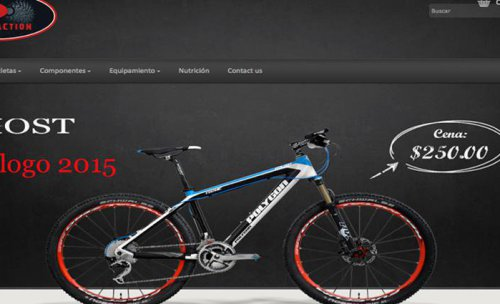 Tienda online  Bike Reaction