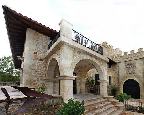 Edificio de piedra