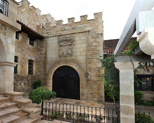 Representativo de la historia de la arquitectura vasca