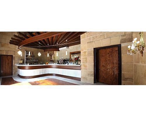 Panoramica de cafeteria