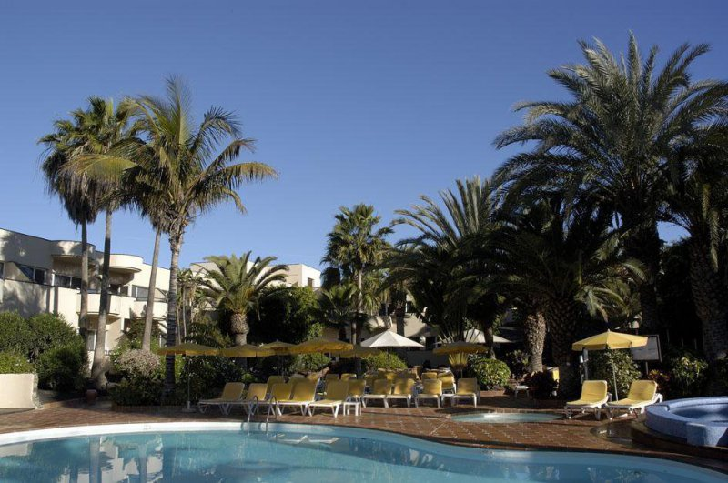 Piscina Hotel Atlantis Dunapark