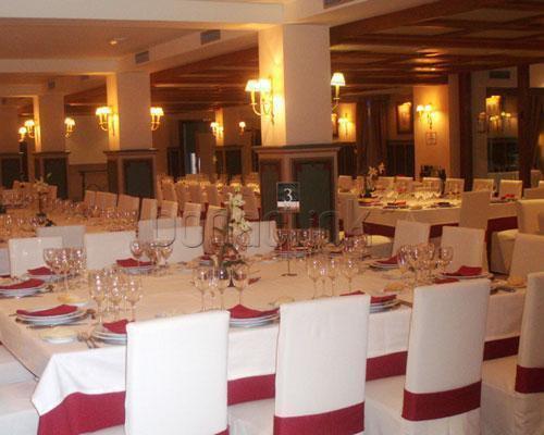 Gran salon de banquetes