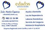 Información Edades Valladolid