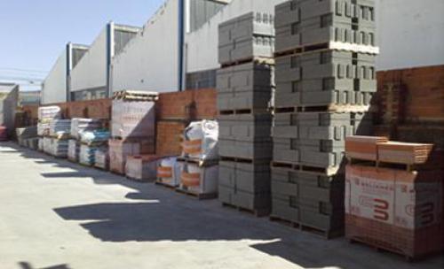 Venta de materiales de construcción en Barcelona