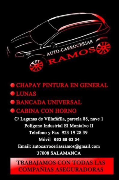 Auto Carrocerías Ramos