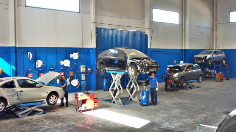 Centro de Reciclaje de Vehiculos