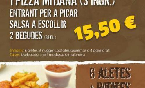 Ofertes Pizza Sapri