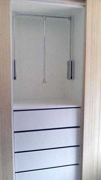 armario puertas correderas madera I