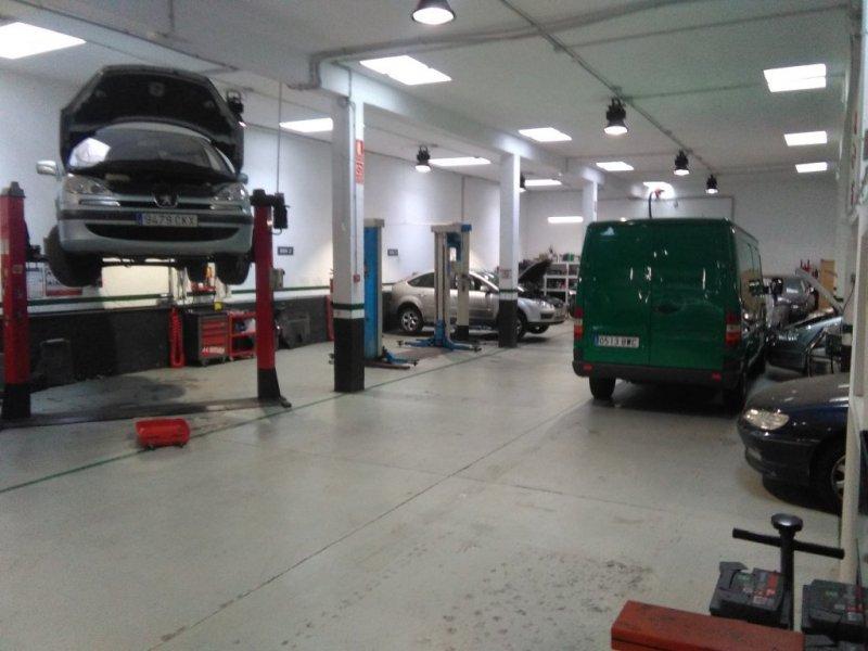 Tallers JJ Motors