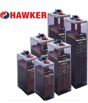 Baterias Estacionarias 2v OPzS Hawker, TAB, U-Power, BAE, Tudor ect...