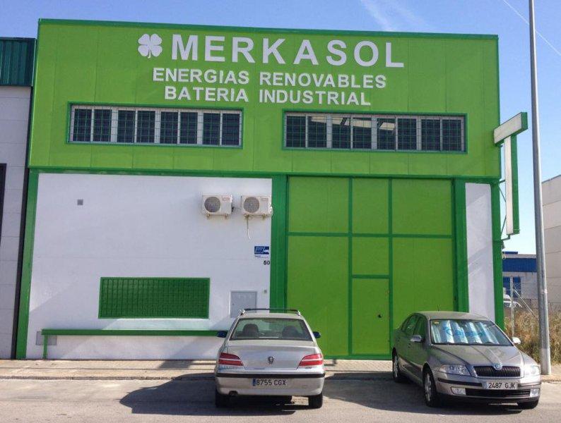 Almacen Merkasol