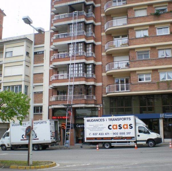 Mudances Casas, mudanzas desde Barcelona a Catalunya y Baleares
