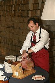 Servicio de cortador para eventos