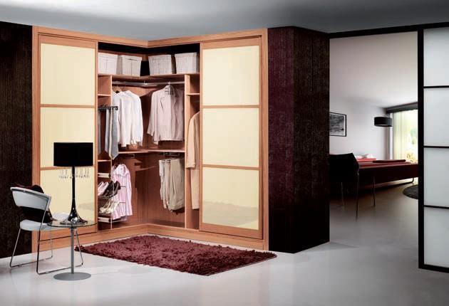 Adaptamos nuestros interiores de armario a la necesidad de cada cliente