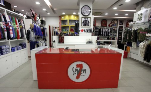 Tienda Seven