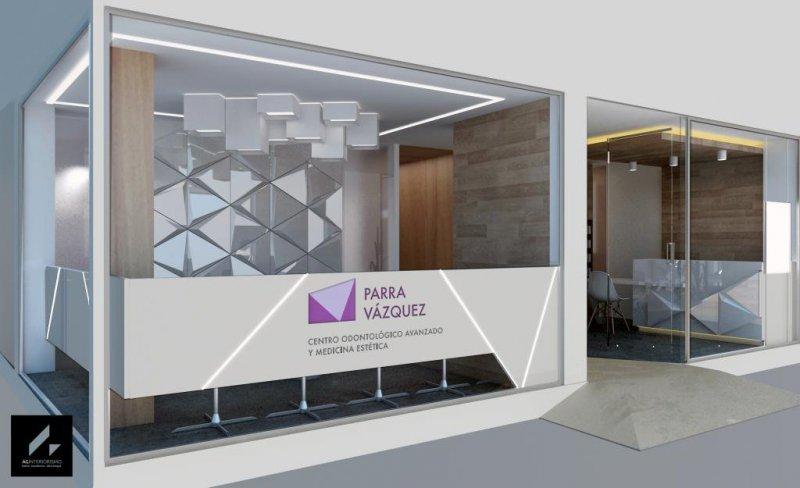 Diseño de Clínica Dental en Guadix, Granada
