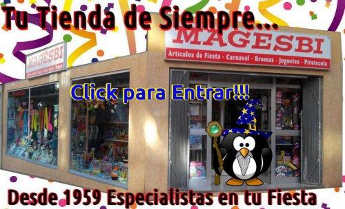 FiestaFiesta.es Web propiedad de Magesbi S.L.
