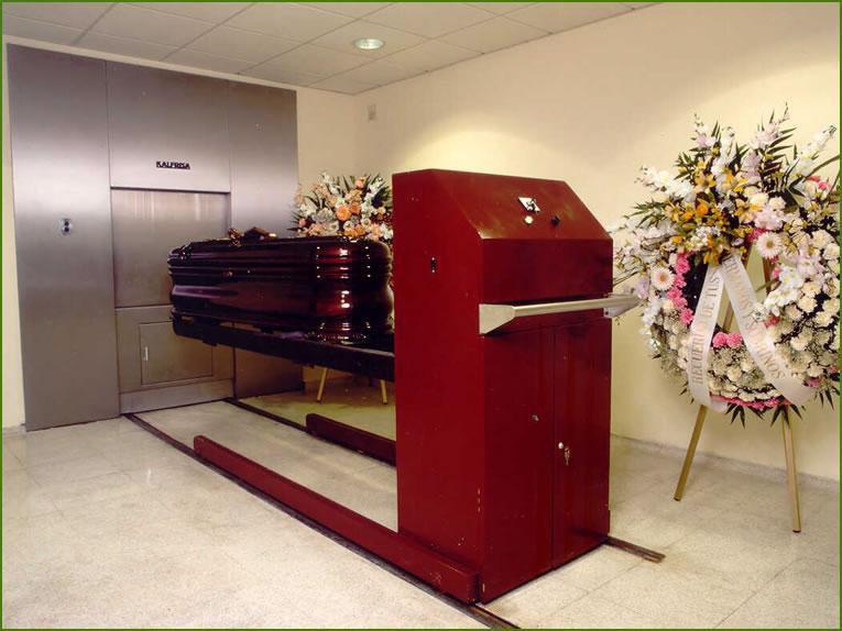 Funeraria Bizkaia - Crematorio