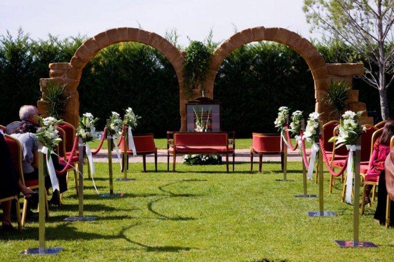 Jardines Ceremonias Civiles Factoria Resort
