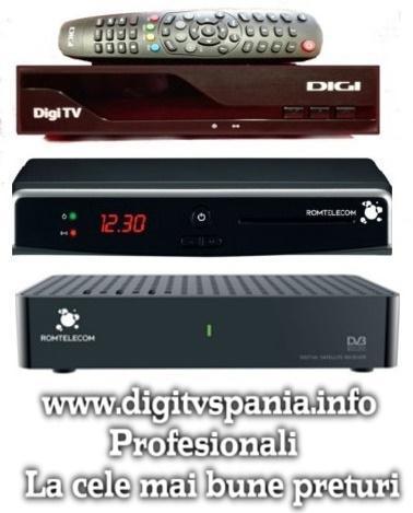Antene Digi Tv Dolce Tv in Spania