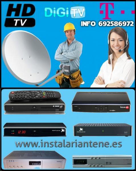 Abonament Digi Tv Spania