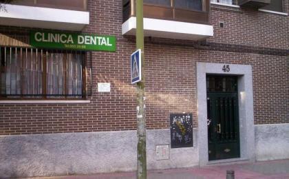 Dentista Madrid (Portal entradal)