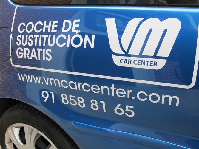 VM Car Center, taller mecánico y de neumáticos en Madrid