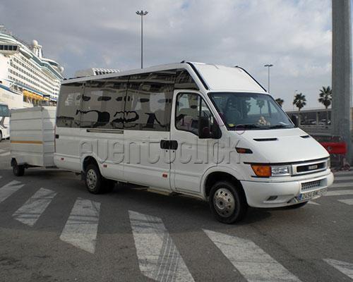 Microbus para alquilar