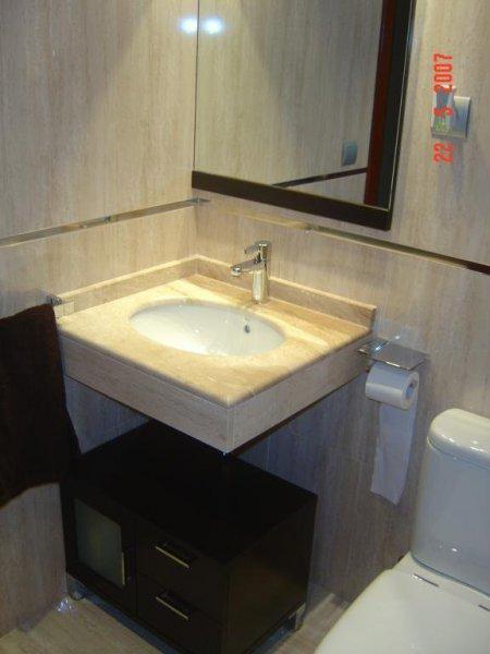 Reforma baño Margarita Xirgú  (Rubí)