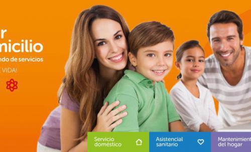 Servicios y ayuda a domicilio para toda la familia