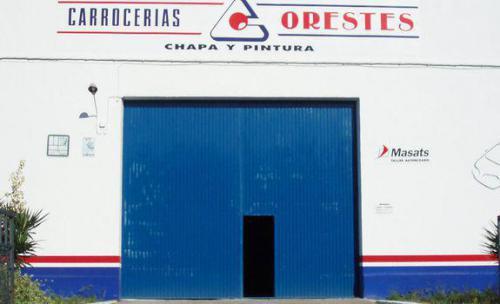 Carrocerías Orestes