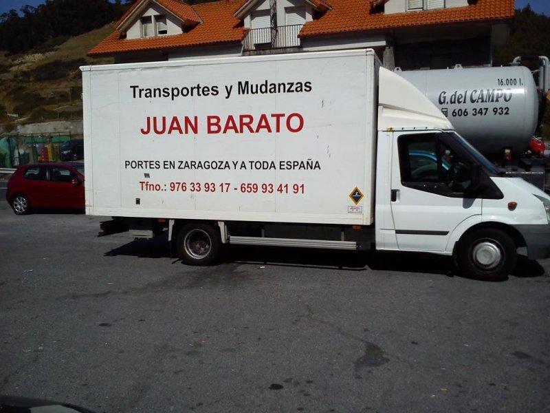 TRANSPORTES JUAN BARATO
